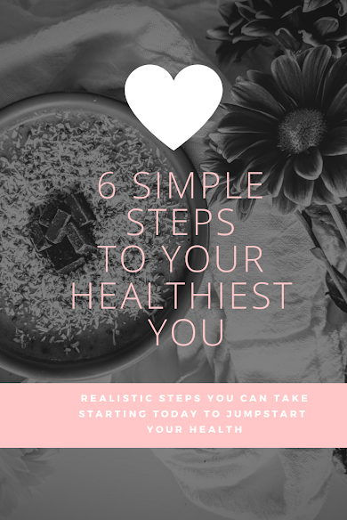 HEALTHY YOU PIN
