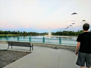 Denver Park Fountain