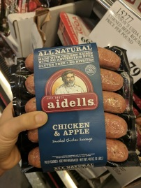 Aidells Chicken and Apple Sausage