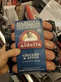 Aidells Chicken and Apple Sausage