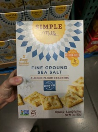 Simple Mills Almond Flour Crackers