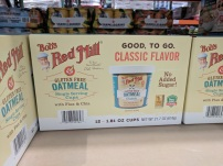 Bob's Red Mill GF Oatmeal