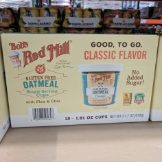 Bob's Red Mill GF Oatmeal