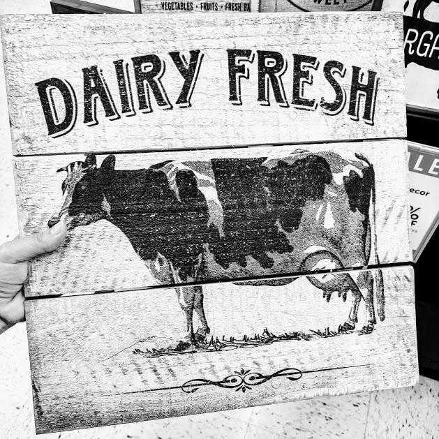 Cow Dairy Fresh