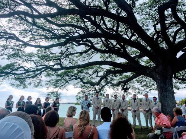 HI Wedding